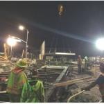 La Cienega Concrete Decking Placement